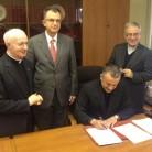 Sporazm s Papinskim salezijanskim sveučilištem