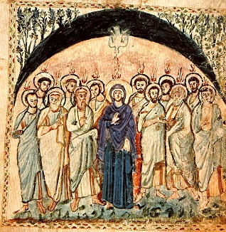 Silazak Duha Svetoga