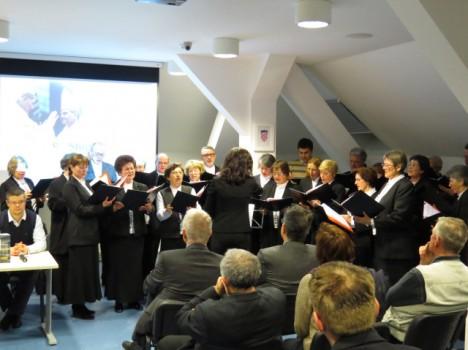 Mješoviti pjevački zbor Društva prijatelja glagoljice BAŠĆINA