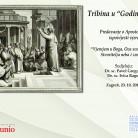 1. tribina u Godini vjere, 23.10.2012.