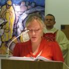 Molitva vjernika - asistentica Lana Batinić
