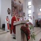Svetu misu 14. 2. 2014. predvodio je mons. Ivan Šaško