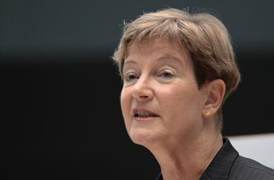 Prof. dr. sc. Beate Neuss, zamjenica predsjednika uprave zaklade Konrad Adenauer i profesorica međunarodne politike na Sveučilištu Chemnitz u Njemačkoj