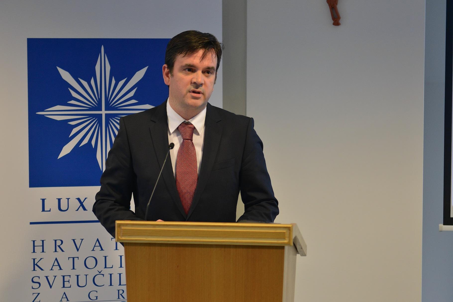 doc. dr. sc. Ivan Bulić, HKS: Prvi svjetski rat - granica epoha i za hrvatski narod