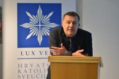 Izv. prof. dr. sc. Dubravko Habek, HKS/Klinička bolnica Sveti Duh