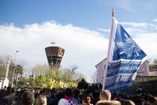 Vukovar, Kolona sjećanja,  2014.