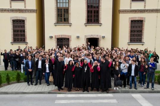 10_2014. - Počela V. akademska godina na HKSu