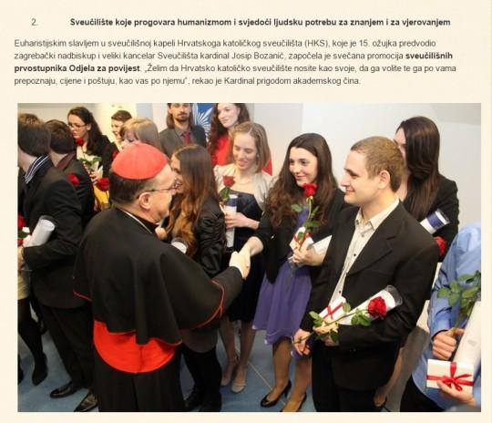 12.2014. Zg nadbiskupija_10 dogadjaja 2014