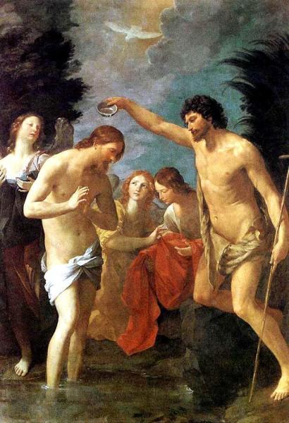 Guido Rreni: Krštenje Isusovo