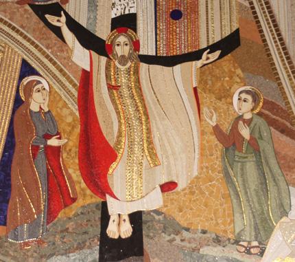 Crocifissione_Cattedrale della Madre di Dio_Castanhal - Brasile_Dicembre 2014
