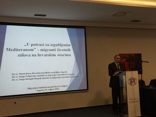 doc. dr. sc. Mario Bara