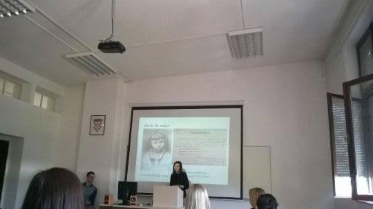 """<em><span style=""""font-size: 8pt;"""">Nikolina Solić, studentica 2. godine preddiplomskog studija povijesti</span></em>"""