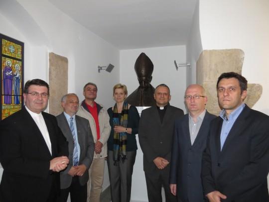11.5.2015 Organizacijski odbor međunarodnog simpozija o blaženom kardinalu Alojziju Stepinac