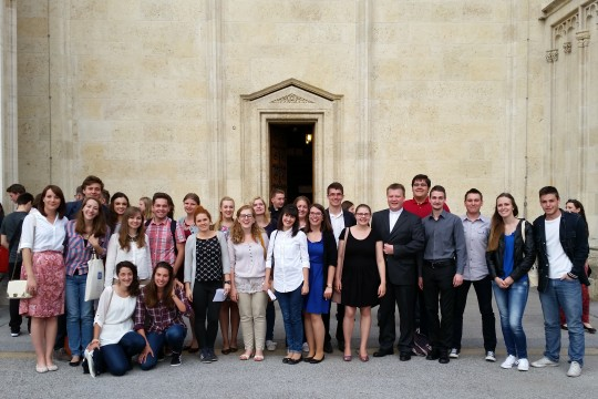 Mješoviti pjevački zbor Hrvatskog katoličkog sveučilišta