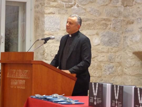 Rektor HKS-a prof. dr. sc. Željko Tanjić
