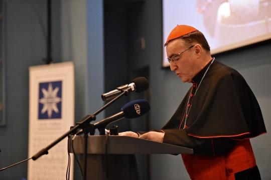 Kardinal Josip Bozanić, zagrebački nadbiskup i metropolita