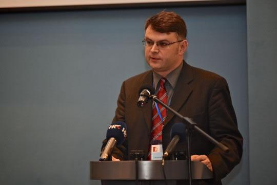 Dr. sc. Mario Jareb