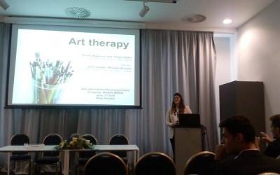 Studentica HKS-a na 56. Internacionalnom neuropsihijatrijskom kongresu