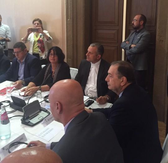 Rektor Tanjić sudjelovao je u sesiji o globalnoj nejednakoosti i migraciji.