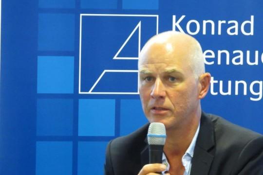 dr. sc. Karsten Dümmel, direktor Zaklade Konrad Adenauer u BiH