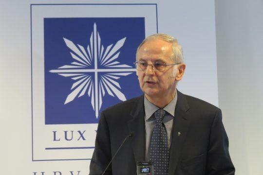 prof. dr. sc. Stjepan Baloban (Katolički bogoslovni fakultet Sveučilišta u Zagrebu).