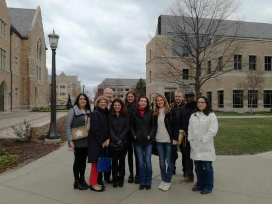 """Simpozij  """"International Marketing Ethics and Corporate Social Responsability: Fifth Academic Symposium"""", University of Notre Dame, South Bend, USA"""