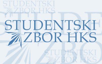 Izbori studentskih predstavnika u Studentskom zboru Hrvatskog katoličkog sveučilišta