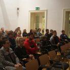 Studenti Hrvatskog katoličkog sveučilišta na Danima otvorenih vrata HAZU