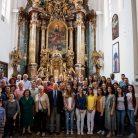 Studenti pjevači u Mariboru 2017.