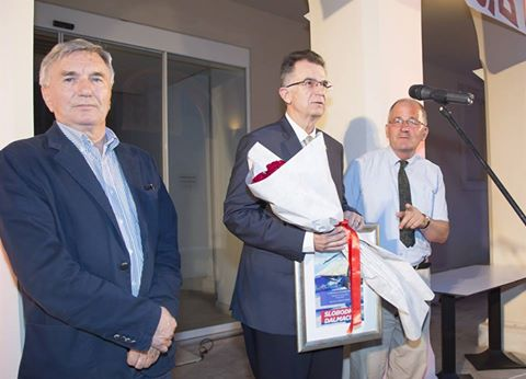 Prorektor za međunarodnu suradnju prof. dr. sc. Emilio Marin
