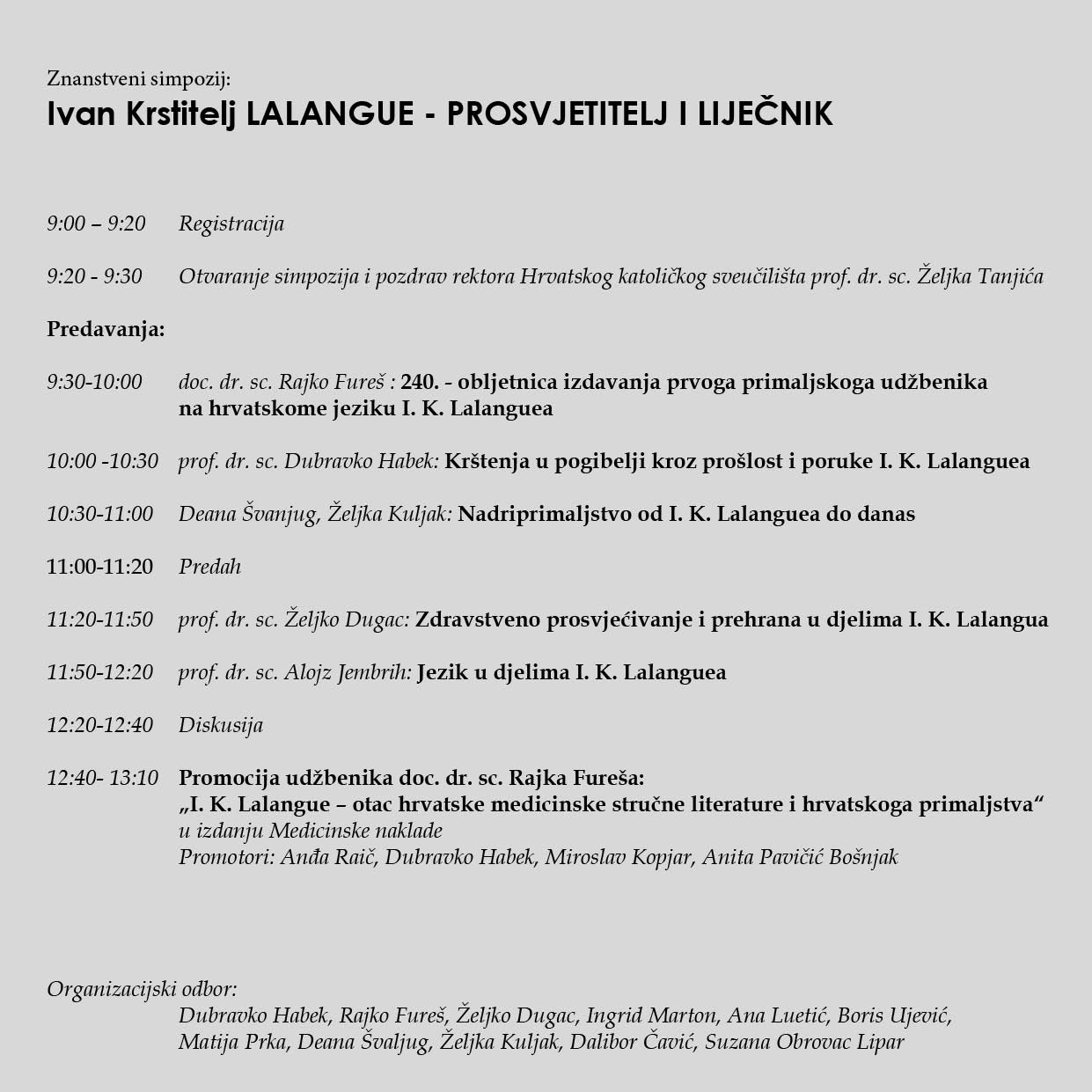 23.9.2017. Lalangue program2