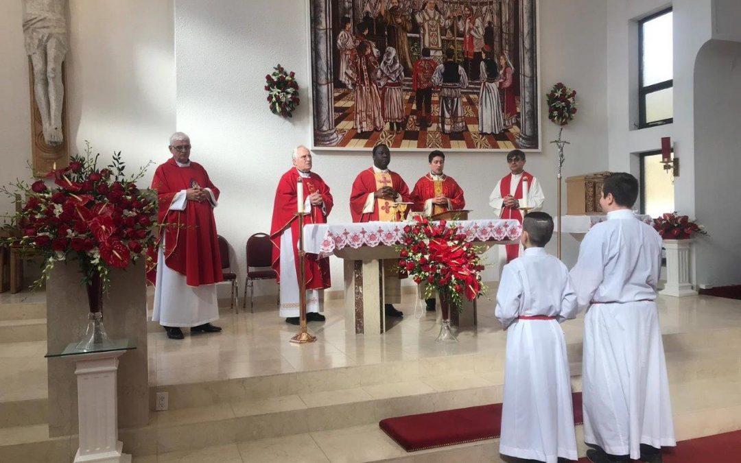 Donacija župe Hrvatskih mučenika iz Mississauge