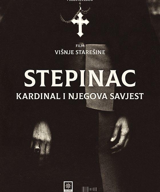 """Dokumentarni film """"Stepinac–Kardinal i njegova savjest"""" u kinima"""