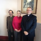 St Michael College - Susret Rektora Tanjića i rektorice Anderson