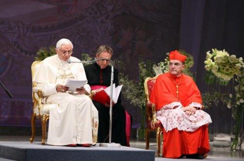 Papa Benedikt XVI.: Katoličko sveučilište je znak nade.