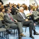 Prorektor prof. dr. sc. Emilio Marin i akademik Zvonko Kusić