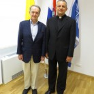 Profesor Damaška i rektor Tanjić