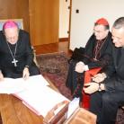 Potpisivanje sporazuma s Papinskim lateranskim sveučilištem