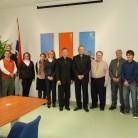 Djelatnici HKS-a i predstavnici Biskupske konferencije SAD-a