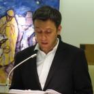 Molitva vjernika - viši asistent Tomislav Anić