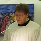 Molitva vjernika - student Vinko Krizmanić