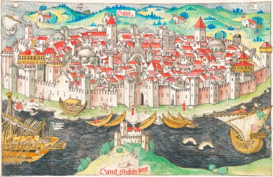 Konrad von Gruenemberg o Zadru 1486. (www.tzzadar.hr)