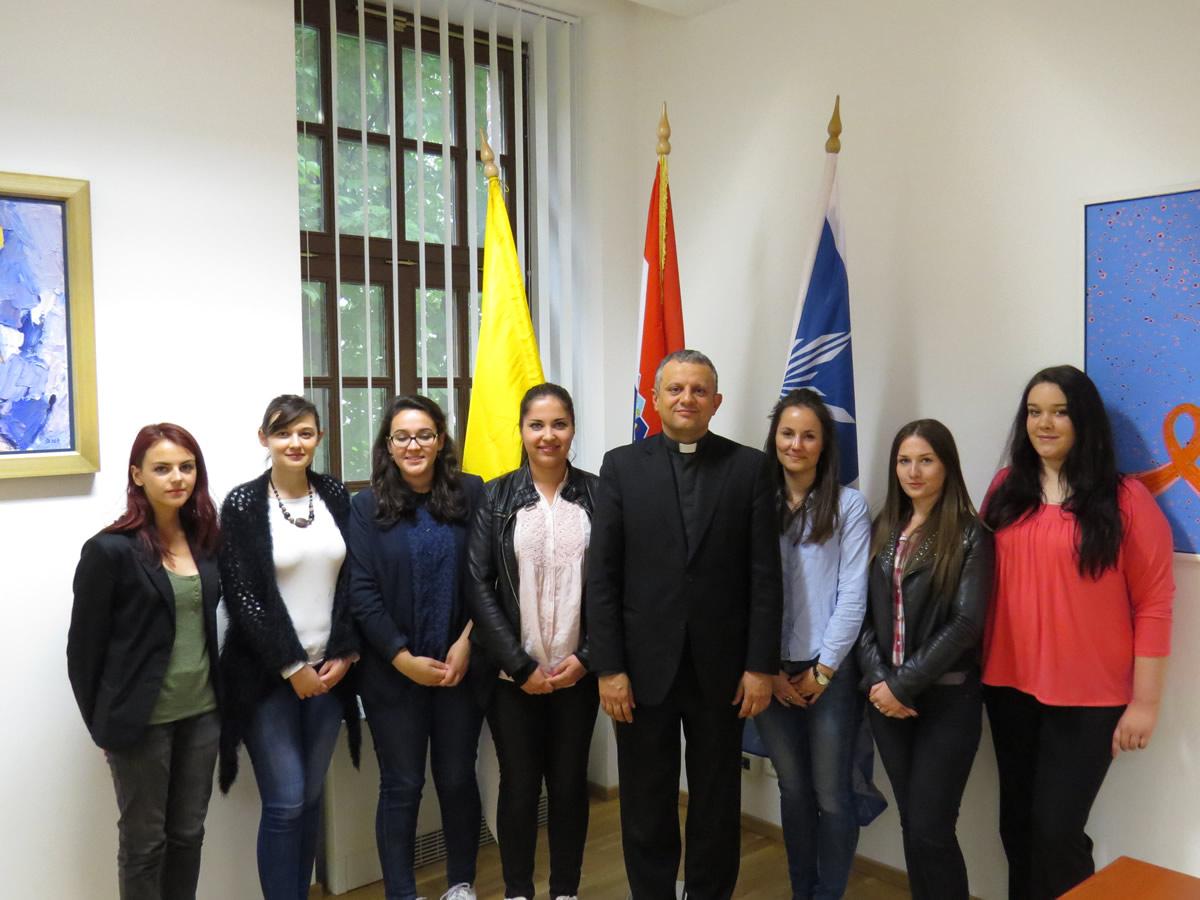 Konstituiran Studentski zbor Hrvatskog katoličkog sveučilišta