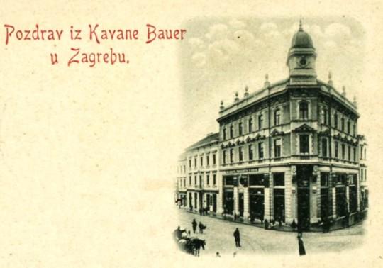 Kavana Bauer Zagreb