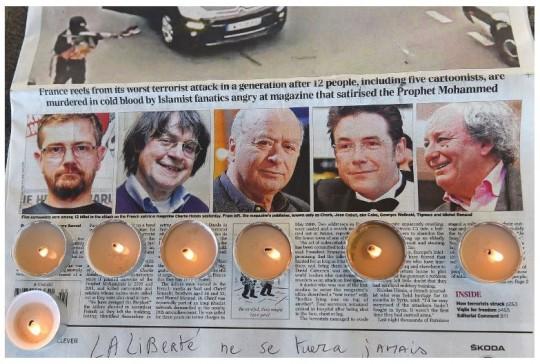 Dnevnik.hr:Žrtve terorističkog napada u Parizu (Foto: AFP)