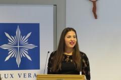 Nikolina Vuković zahvalila je u ime studenata.