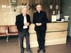 Rektor Tanjić susreo se i s Marko Franovićem, vlasnikom poslovne grupacije Boka