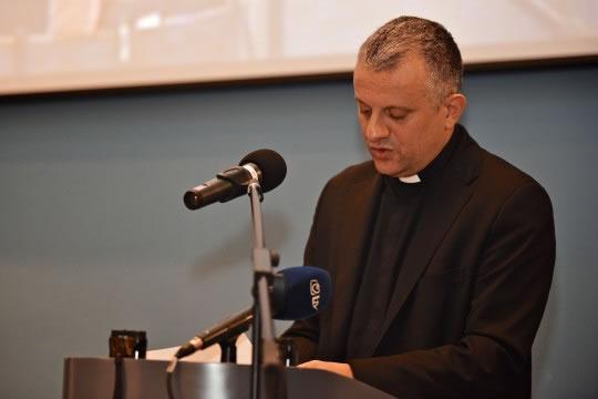 prof. dr. sc. Željko Tanjić, rektor Hrvatskog katoličkog sveučilišta