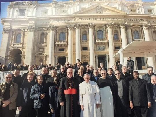 Međunarodna teološka komisija 2015.