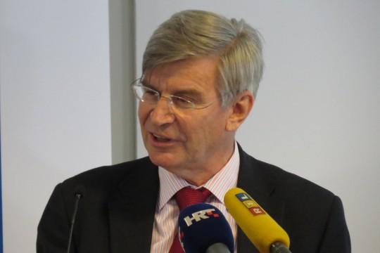 Filip Vučak, donedavni veleposlanik RH pri Svetoj Stolici